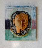Camée, 2015, 40 x 35 x 10 cm